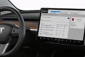 Así contratamos el seguro del Tesla Model 3 (08/04/2019)