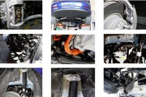 Detalles técnicos del Tesla Model 3