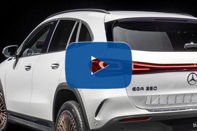 Mercedes-Benz EQA (2021) | Primeras impresiones - Foto