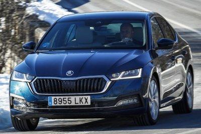 Škoda Octavia iV   Primeras impresiones - Foto
