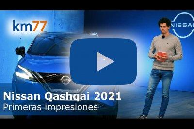 Nissan Qashqai (2021) | Vídeo - Foto