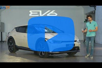 Kia EV6 (2021) | Vídeo - Foto